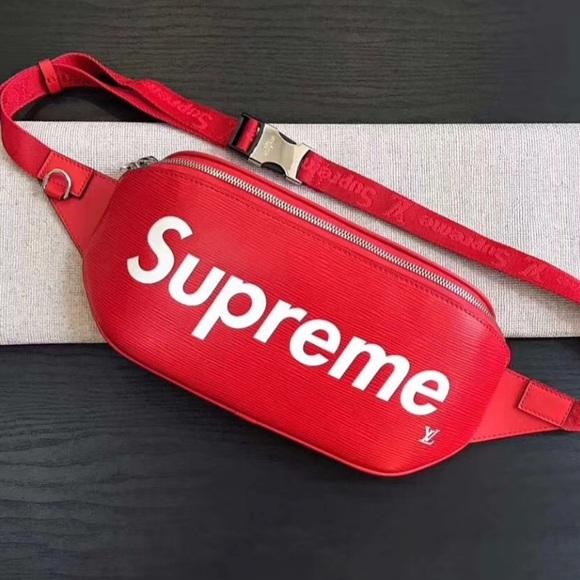 f8d5897c073 Supreme Bags   X Lv Bumbag   Poshmark